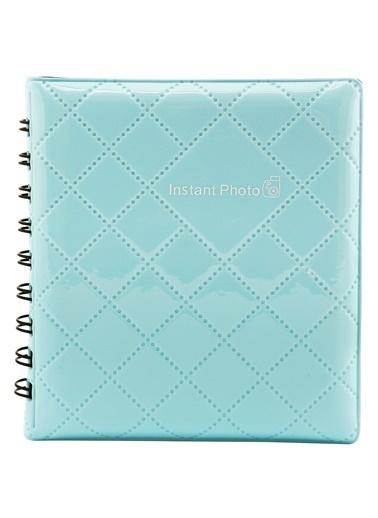 Fujifilm Instax Mini Açık Mavi Albüm Mavi